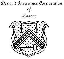 Deposit Insurance Corporation of Karsos logo